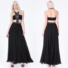 BEBE BLACK JEWELED BEADED BANDEAU GOWN DRESS NWT NEW $299 XXSMALL XXS 00
