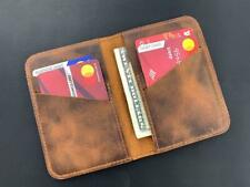Christmas Gift Credit Card Holder Zip Purse Coins Cash Unisex Retro Old School