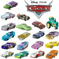 NEW DISNEY PIXAR CARS SCALE 1:55 DIE-CAST BLISTER *CHOOSE YOUR FAVOURITE* RACERS