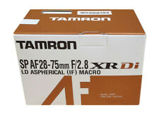 TAMRON zoom lens SP AF28-75mm F2.8 DI MACRO 1:1 for Sony full size DHL Fast Ship