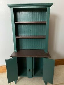 Vintage Boyds Bears Hutch with Shelves