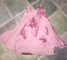 Funky Kids Tie Dye Dress Pink/Purple ~Size 10 Boutique