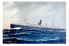 SONOMA Oceanic & Matson USA  by John Allcot, Sydney Art Modern Digital Postcard