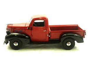 Danbury Mint 1941 Dodge Pickup Truck 1:24 Die Cast
