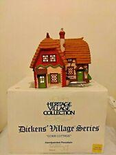 Department 56 Heritage Dicken's Village Series Cobb Cottage