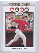 RC~JOEY VOTTO 2008 Topps National Baseball_Day ROOKIE CARD~'08~MVP~ALL-STAR~REDS