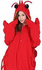 2862 Costume Adult Fleece Animal  Lobster