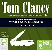 Tom CLANCY / THE SUM of all FEARS      [ Audiobook ]