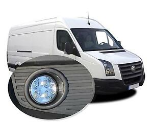 LED Day Running Light kit DRL Volkswagen Crafter 2006 to 2017