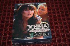 Xena: Warrior Princess - Season Four (2004, DVD) *Brand New Sealed*