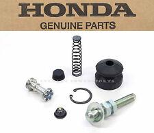 New Genuine Honda Rear Master Cylinder Rebuild Kit 75-77 GL1000 Goldwing #Y78