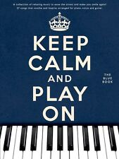 Keep Calm & Play On ROCK POP HIT One Direction Adele Piano Guitar Music Book