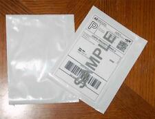 200 - 7.5 x 5.5 Clear  Self Adhesive ebay Shipping Label Envelopes