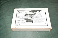 1/48 NORTH-AMERICAN P-51 CONVERSIONS BY KOSTERN AEREO ENTERPRISES (#6)