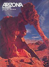 ARIZONA HIGHWAYS ~ January 1977 ~ Colorado River