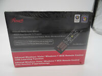 Rosewill RHRC-11001 Remote Control Windows 7 MCE Learning Function Media Control