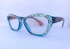 READING GLASSES MADE WITH SWAROVSKI CRYSTALS