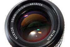 [Excellent++] Nikon Ai Nikko 50mm f/1.4 Manual focus Lens From Japan #676486