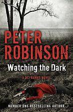 PETER ROBINSON ____ WATCHING THE DARK  ____ BRAND NEW ___ FREEPOST UK