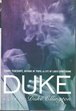 Duke: A Life of Duke Ellington Terry Teachout SIGNED First Edition Musician