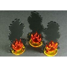 Litko - Large Flaming Wreckage Markers