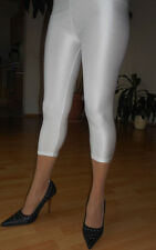 Sexy Nylon/Lycra Glanz Leggings Gr:S-M