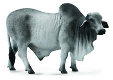 *NEW* CollectA 88579 Grey Brahman BULL - Cattle Cow 13cm