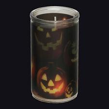 Root Vela Jack O Lantern Botella Luz Halloween Vela. maravillados Fragancia.