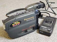 Panasonic Vhsc Camcorder Pv-D506 camera (R9)