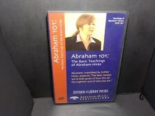Abraham 101 Basic Teaching Of Abraham Hicks Esther & Jerry Hicks DVD 101 B205