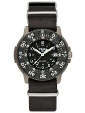 Traser 100284 H3 Titanium Commander Force with Black Nato Strap Watch