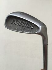 Spalding Executive Pitching Wedge (with Fishscales)  Steel Shaft Regular Flex