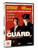THE GUARD BRENDAN GLEESON DON CHEADLE MARK STRONG STUDIOCANAL UK REGION2 DVD NEW