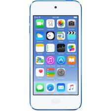 Apple iPod Touch 6th Generation 32Gb Blue Mkhv2Ll/A