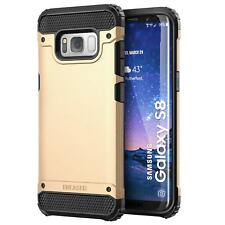 Samsung Galaxy S8 Case, Premium Tough Protection Impact Armor - R7