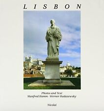 Lisbon by Werner Radasewsky Hardback Book The Cheap Fast Free Post