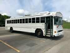 2007 Blue Bird School Activity Bus Skoolie RV Motor Home Used School Buses