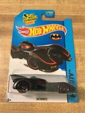 Batmobile #62 * Batman w/ red Stripe * 2013 Hot Wheels * K9
