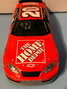 Tony Stewart #20 Home Depot 2003 Chevy Monte Carlo NASCAR LE 1:18 Scale #103525