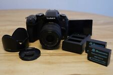 Panasonic LUMIX G85 4K Mirrorless Camera with 14-42mm Lens Bundle