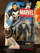 Marvel Universe 3.75 Punisher Human Torch