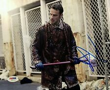 Andrew Lincoln PSA DNA Hand Signed Walking Dead Cast 8x10