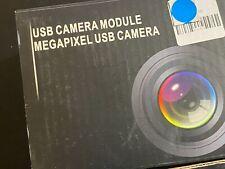 USB 2.0 Webcamera 2-MP 30/60/100fps CMOS OV 2710 With USB Camera Module HD