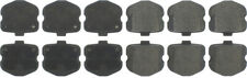 StopTech Disc Brake Pad Set-Z06 Front for 06-13 Chevrolet Corvette # 308.11850