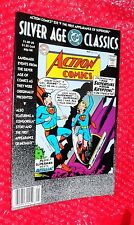 Silver Age Classics Action #252 comic 1992 Supergirl