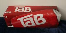 12-PACK TAB COLA SODA 12 OZ CANS BRAND NEW EXP 02/15/01 - *DISCONTINUED*