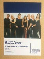 More details for s club 7 original vintage