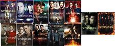 New & Sealed! TV Supernatural Complete Seasons 1 - 12 DVD