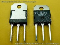 ON/ST BU323Z TO-3P High Voltage Autoprotected NPN Silicon