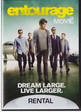 ENTOURAGE THE MOVIE DVD RENTAL EXCLUSIVE - DVD - VERY GOOD